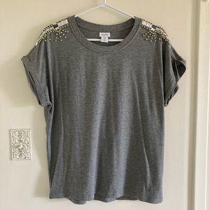 Heyton Embellished T-shirt